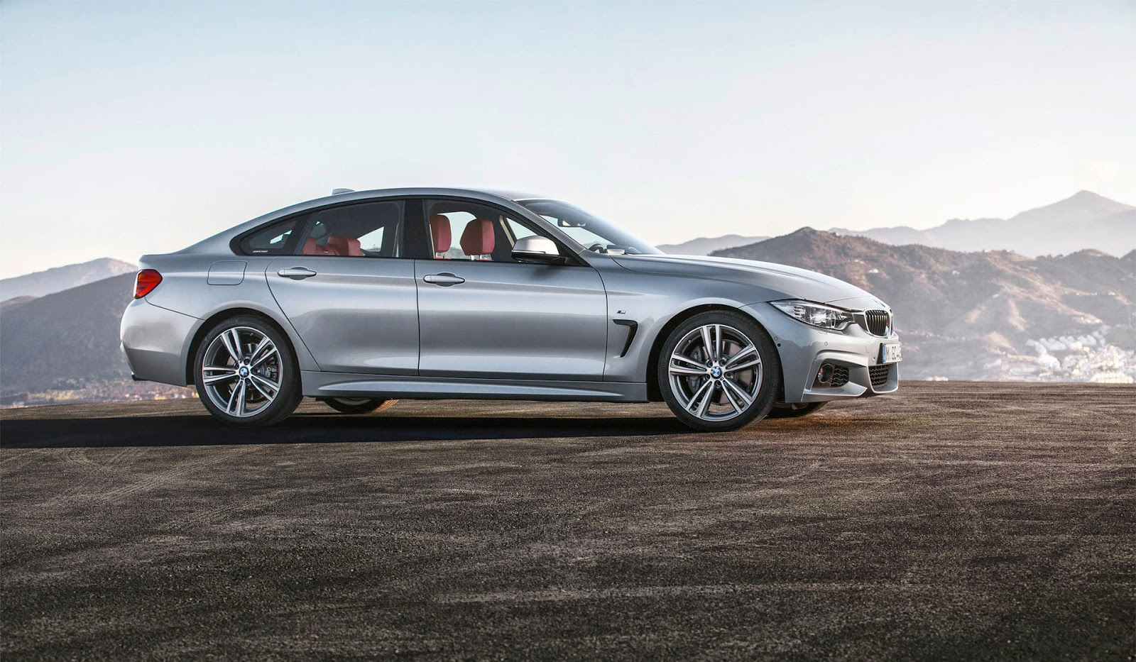 high wheels bmw 4 series gran coupe m sport package. Black Bedroom Furniture Sets. Home Design Ideas