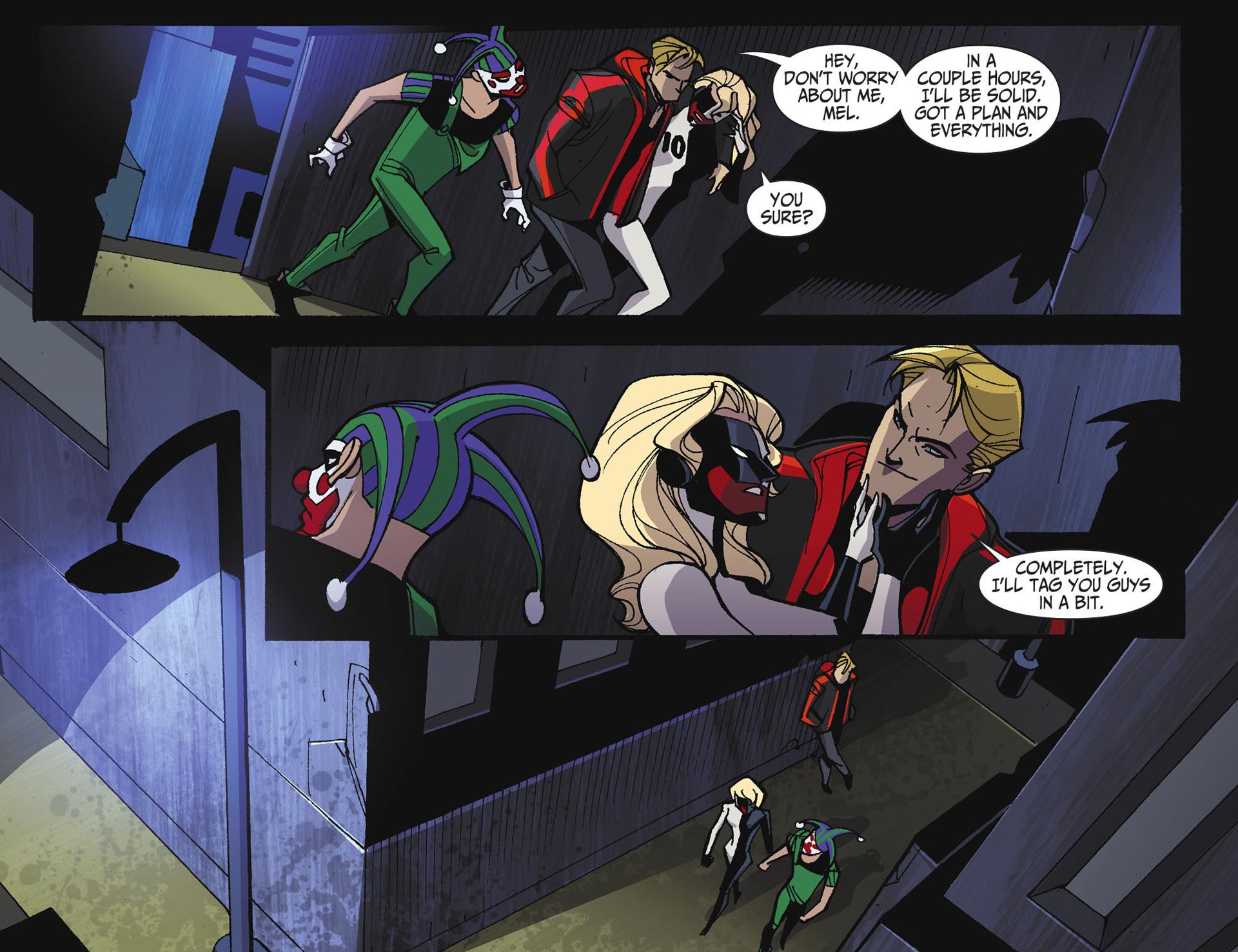 Batman Beyond 2.0 #17 #24 - English 20