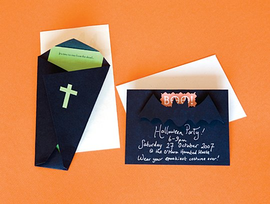 spooky u0026 inexpensive coffin halloween party invites