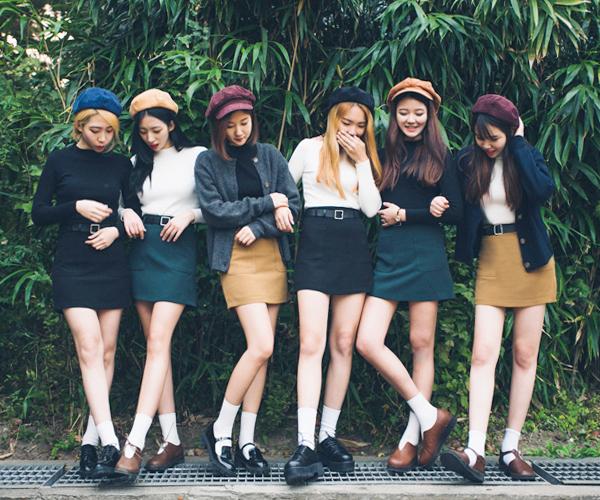 Korean Fashion Similar Look