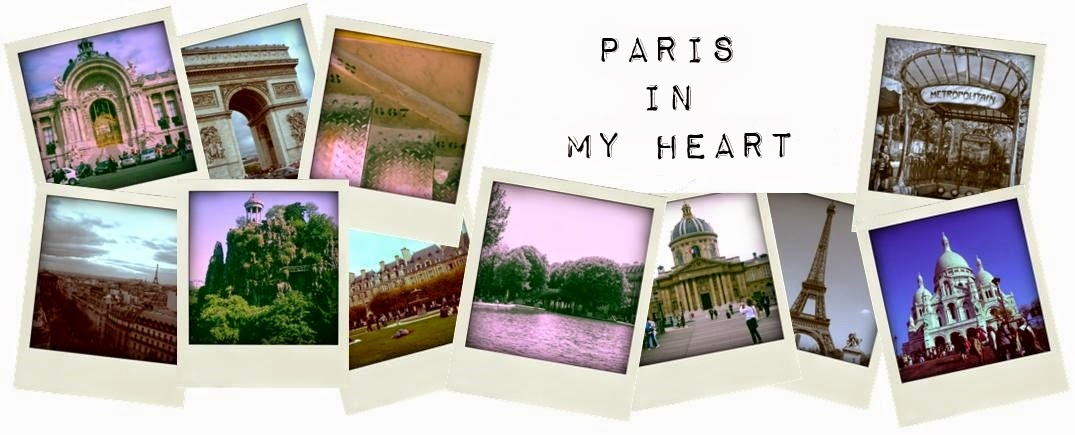 Paris in my heart