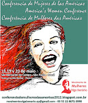 Conferência de Mulheres das Américas - SP, 18 a 20/05/2012