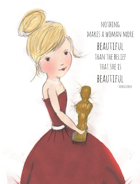 Rose Hill Designs Sunday Sketches Believe You Are Beautiful