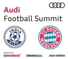 Audi Football Summit, New Delhi