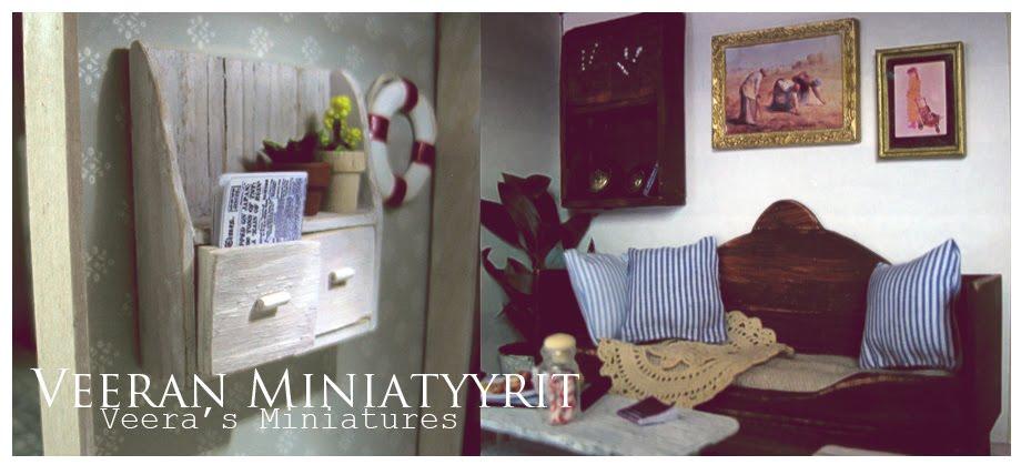 Veeran Miniatyyrit - Veera's Miniatures