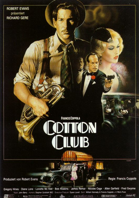 film unfiltered the black list day 20 the cotton club. Black Bedroom Furniture Sets. Home Design Ideas