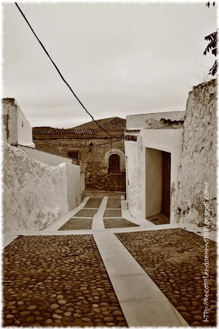 Calle Villaescusa de Haro