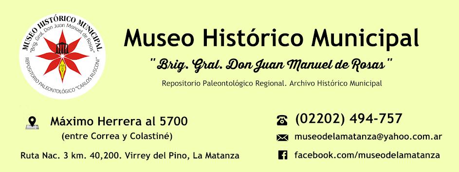 Museo Histórico de La Matanza