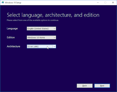 Download Windows 10 ISO Dari Microsoft