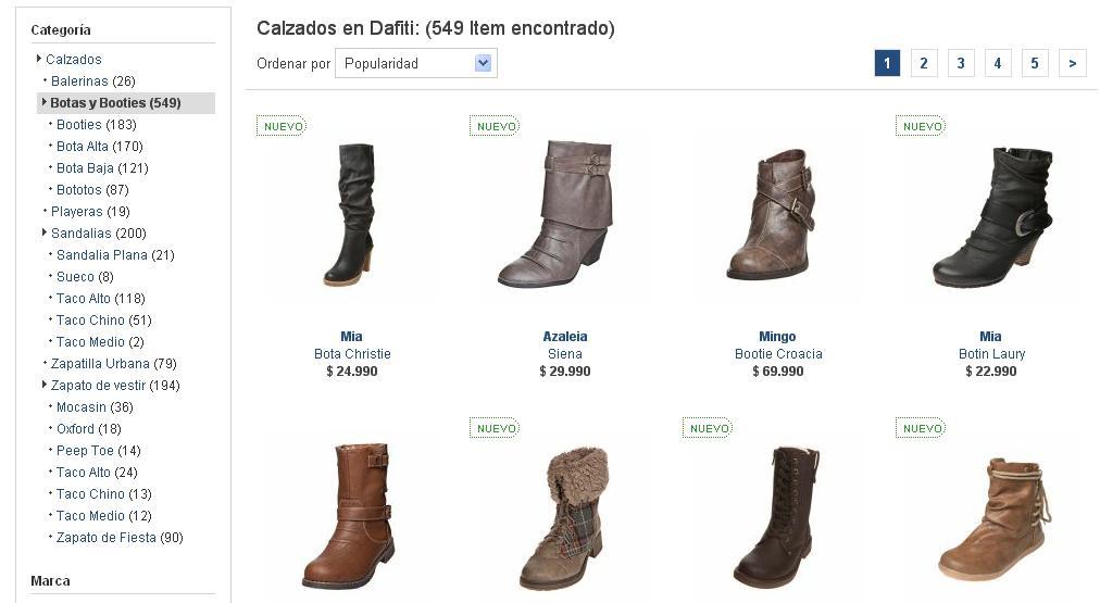 Dafiti trends nueva de tienda la moda y zapatos online Quinta q7Pwg5