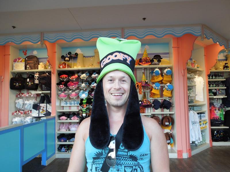 Goofy hat Jason
