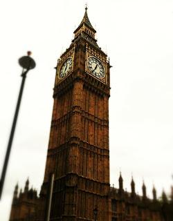 Londra Big Ben Regno Unito