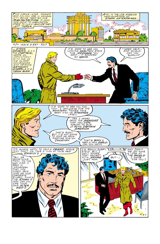 Captain America (1968) Issue #339 #268 - English 21