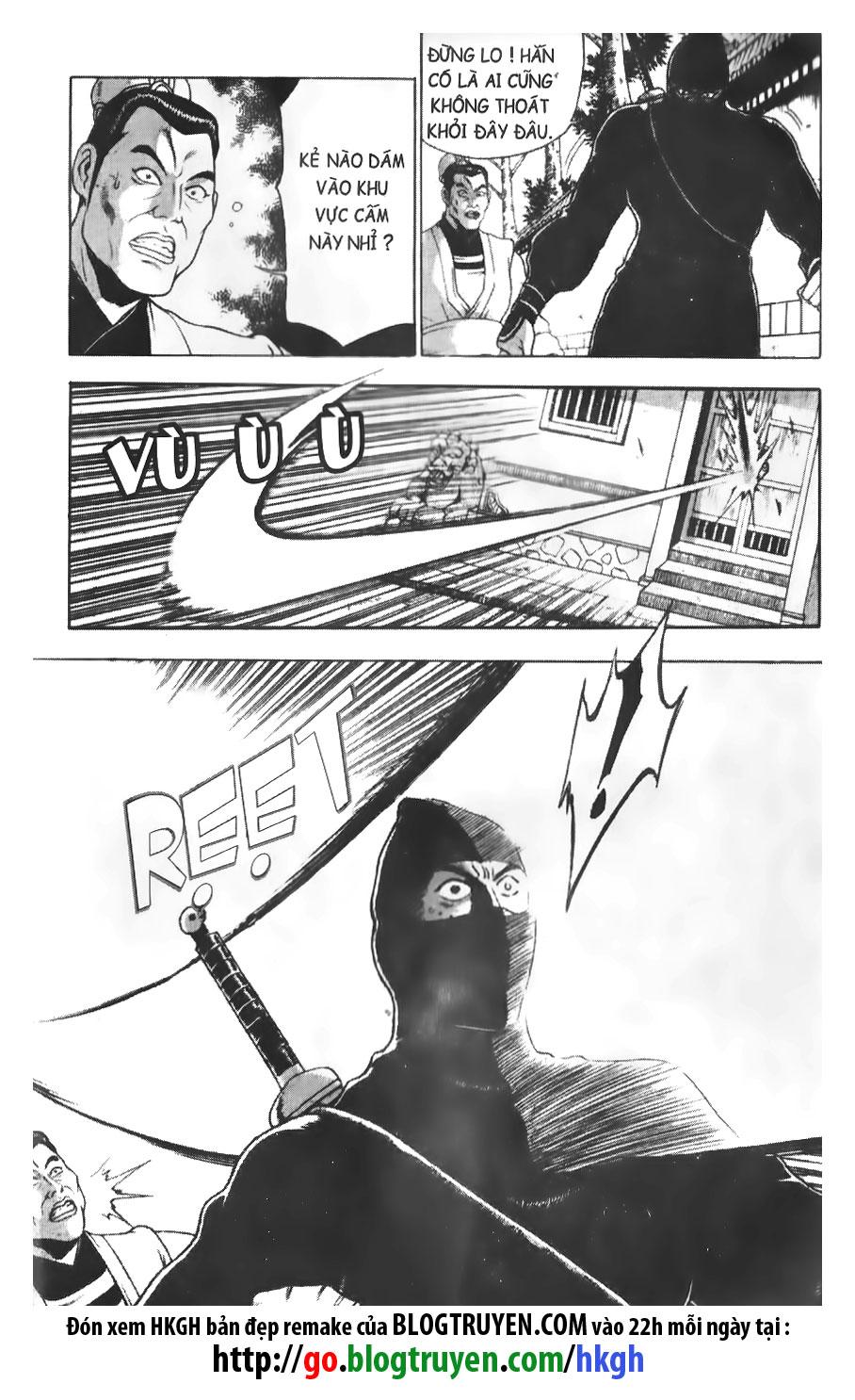 Hiệp Khách Giang Hồ - Hiệp Khách Giang Hồ Chap 188 - Pic 22