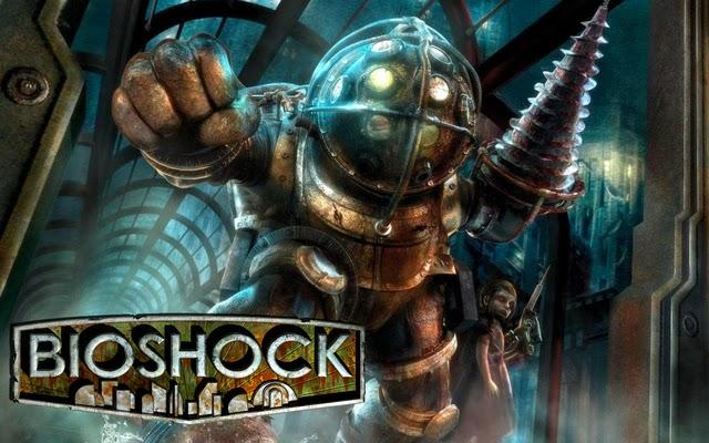 اشهر العاب الاكشن والمهمات الرائعة BioShock كاملة حصريا تحميل مباشر BioShock