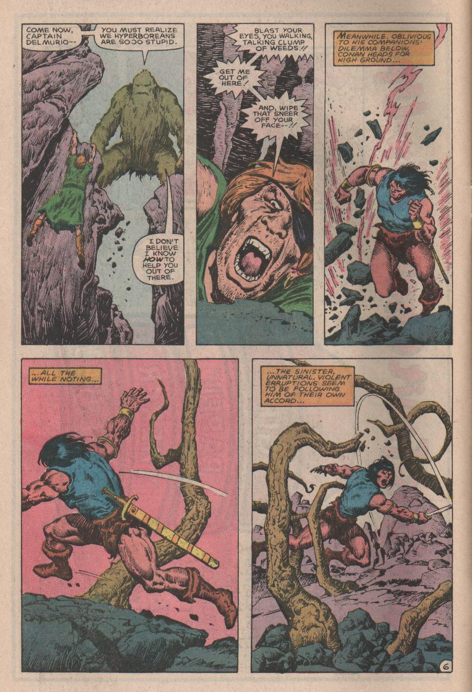 Conan the Barbarian (1970) Issue #178 #190 - English 7