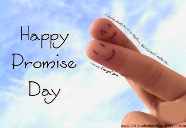 Happy Promise Day Wallpapers 2015
