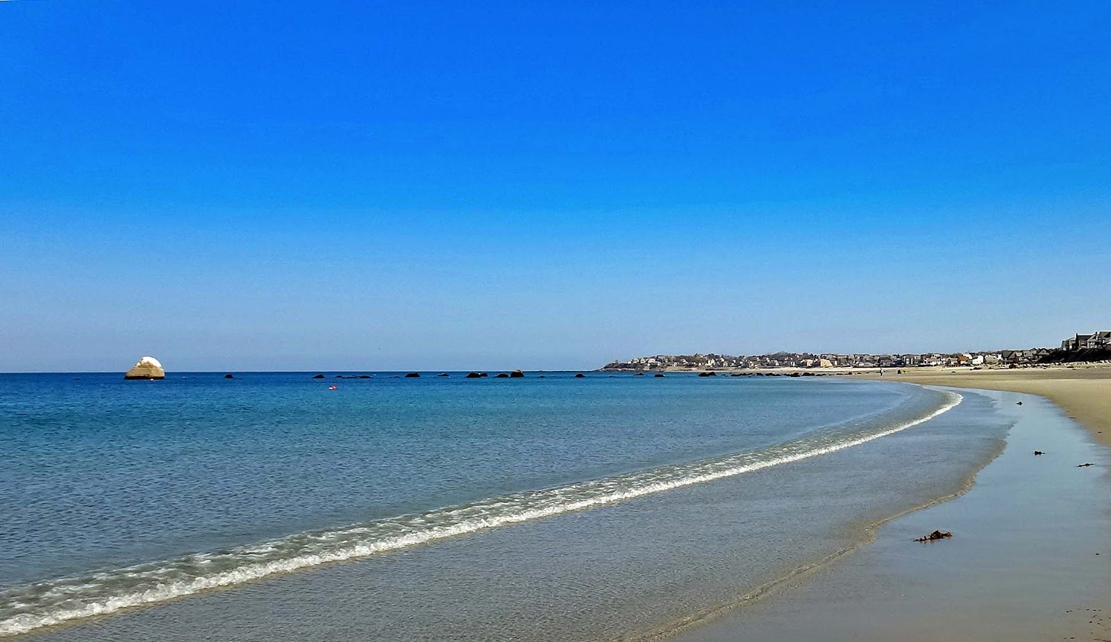Plymouth Beach Massachusetts