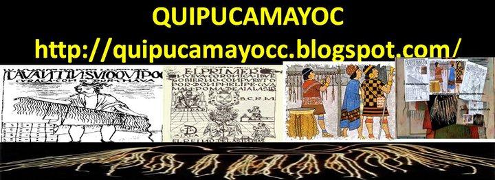 QUIPUCAMAYOC