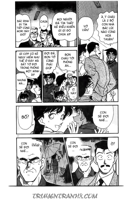 xem truyen moi - Conan chap 226