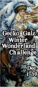 Gecko Galz Monthly Challenge