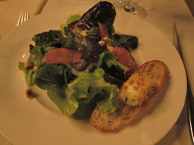 Mixed Lettuces at Murray Circle Sausalito