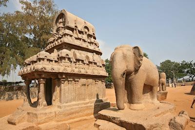 Mahabalipuram Rathas