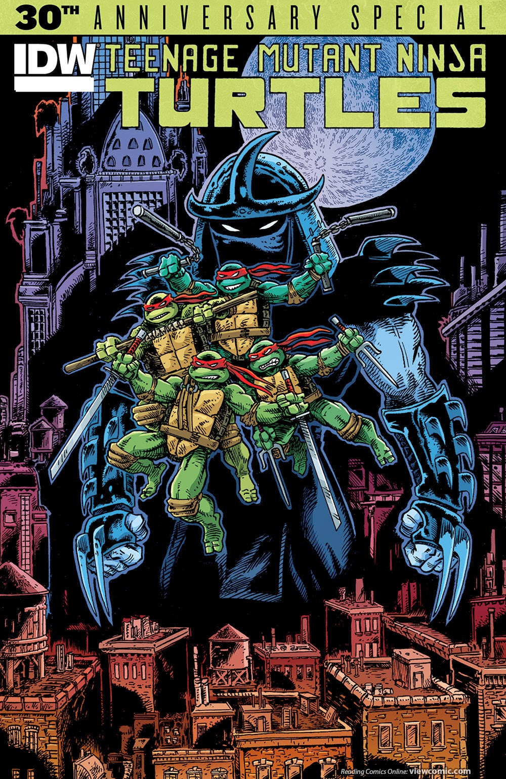 teenage mutant ninja turtles viewcomic reading comics online for