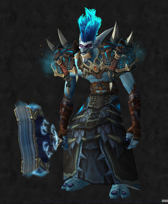 Frost And Claws Survival Transmog