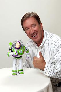Tim Allen, el Santa Claus de las películas de Navidad y voz de Buzz Lightyear de 'Toy Story'