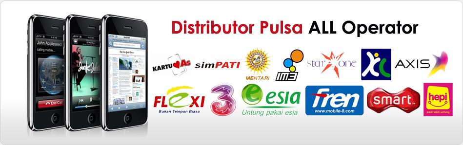 Image Result For Distributor Pulsa Elektrik