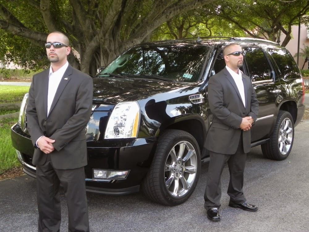 Sersise S.A. de C.V.: VIP Executive Close Protection.