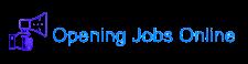 Opening Jobs Online