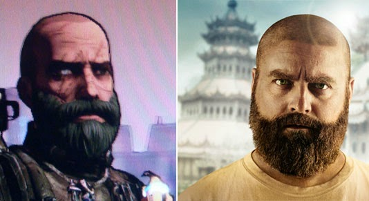 axton of borderlands 2 and alan from the hangover