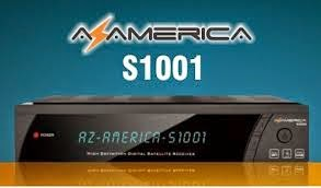 Nova atualização AzAmérica S1001 v. 1.09.13261 20.12.14