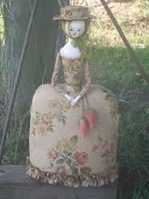 Ladye Jane (A Pin Poppet) - 2011