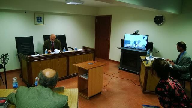 Oficina judicial sarmiento audiencias por for Oficina judicial