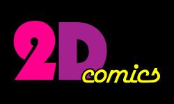 2D comics
