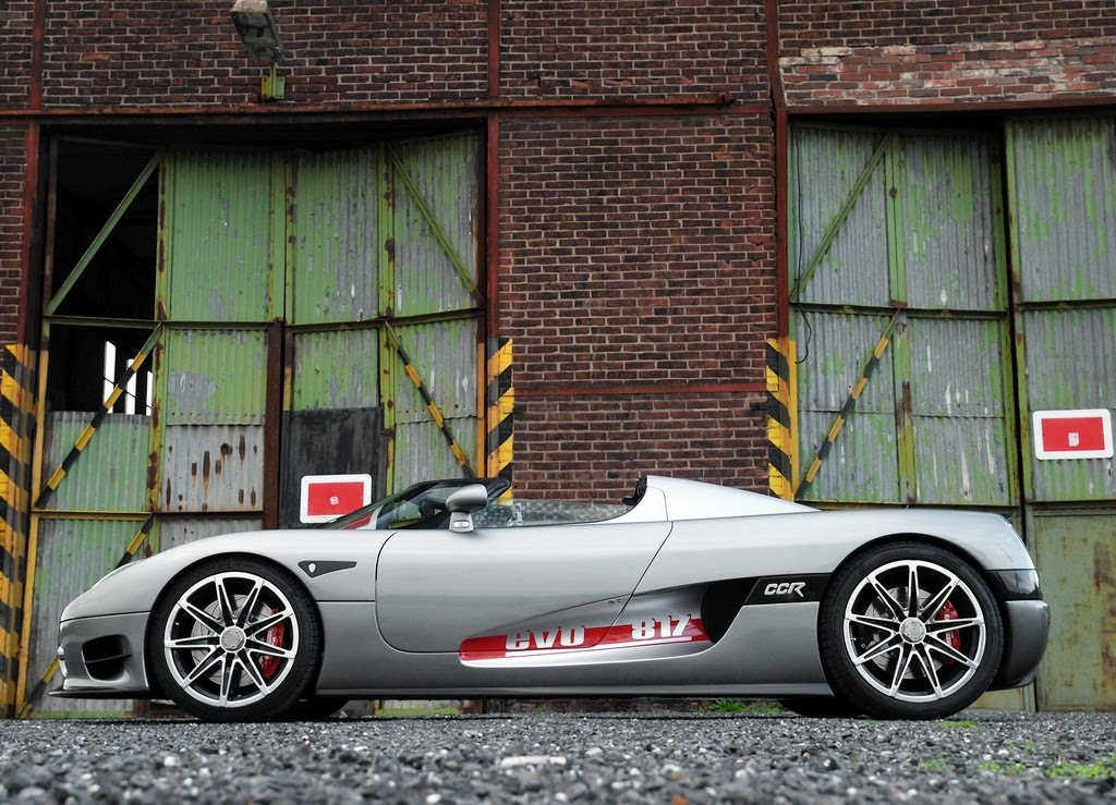 Koenigsegg CCR tuned by edo Competition