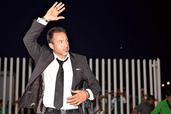 Gustavo Matosas, en la Final de ida del torneo Apertura 2013 | Ximinia