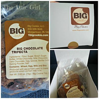 Gourmet cookies, gifts