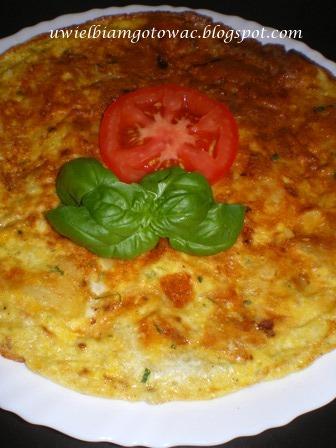 Omlet (tortilla) hiszpańska