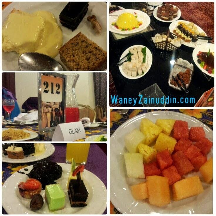 Glam Iftar, glampreneur, Dynamic Leaders Group, Glam Iftar 2014, buffet buka puasa, hotel JW Marriot Kuala Lumpur, Maisarah Ibrahim, Waney Zainuddin, Glam Lelaki,