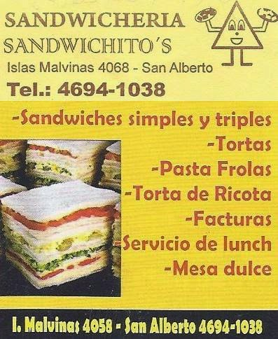 SANDWICHITO'S.