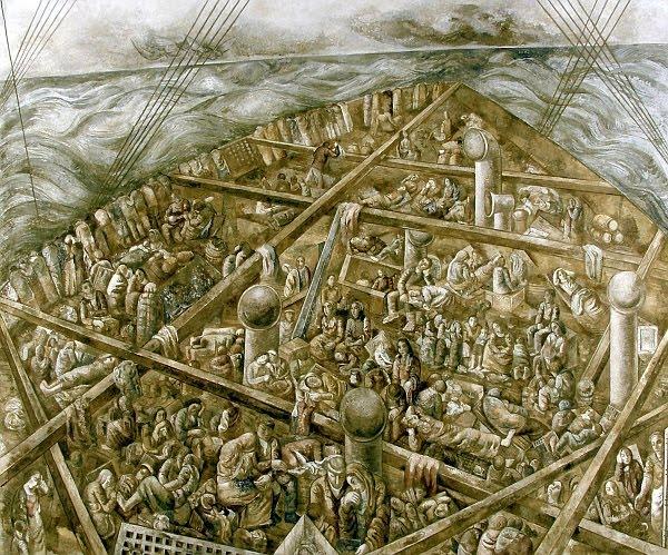 Navio de Emigrantes- 1939/41