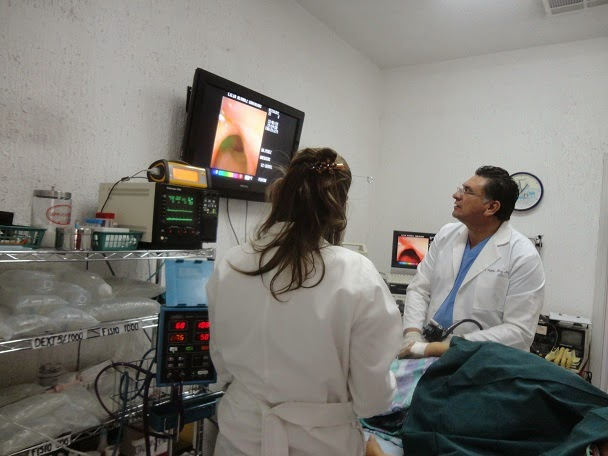 VIDEO DE ENDOSCOPIA