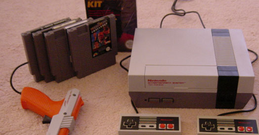 Nintendo Nes Virtual Emulator Video Games Amp Consoles Play Games Nintendo Di Pc Laptop Atau