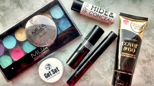 SFX Makeup Must Haves