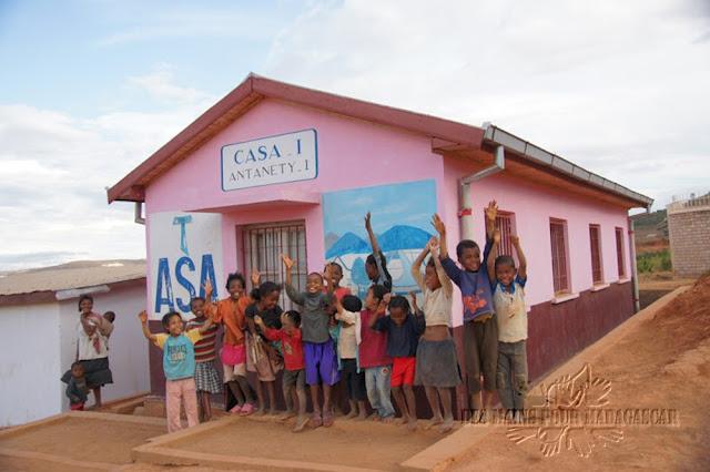 Village d'Antanety (CASA1)