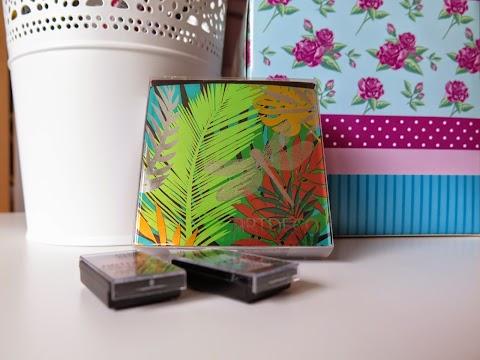 """Artdeco akių šešėliai: 25,257 ir Beauty box """"Jungle Fever"""" (limited edition)"""